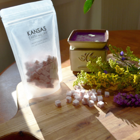 Soy Wax Tarts Kansas Prairie Wildflower Scented Wax