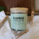 country clothesline 10oz soy candle