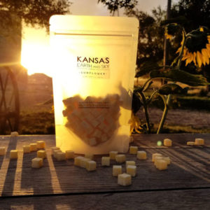 sunflower-kansas wax melts