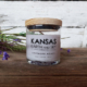 lavender honey soy candle 5oz 3.5oz