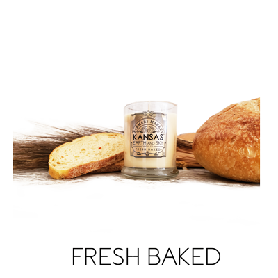Fresh Baked Bread Soy Candles