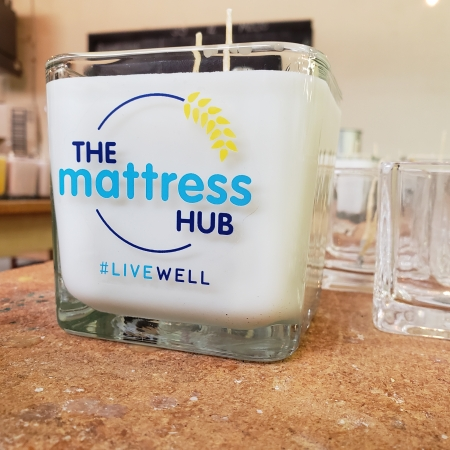 Mattress Hub Private Label Soy Candles