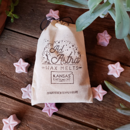 prairie wildflower soy wax melts