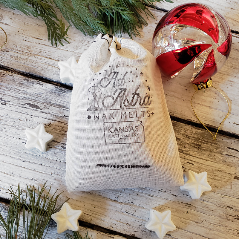 vintage Christmas soy wax melts