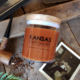 evening tobacco 10oz soy candle