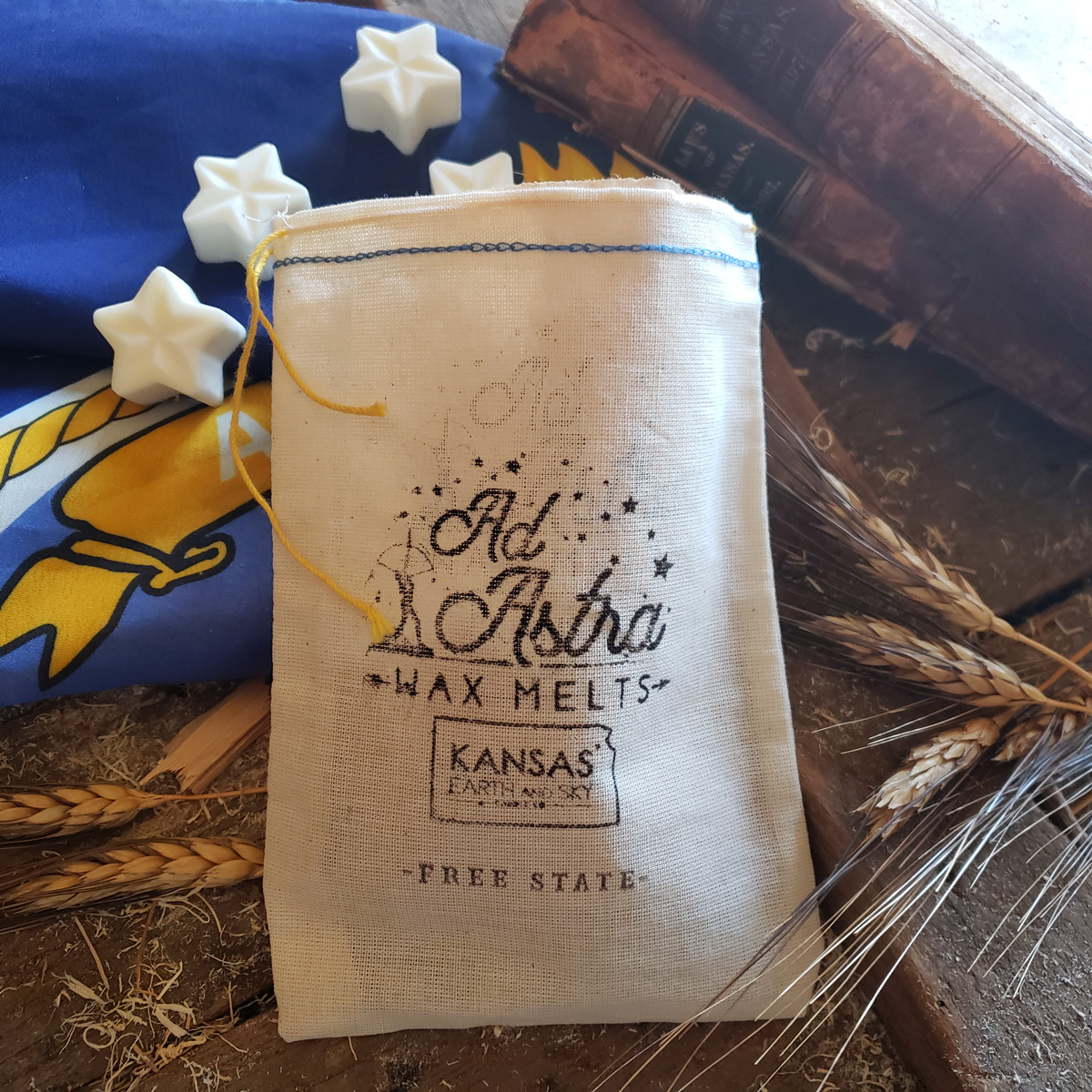 Ad Astra Wax Melts- Free State