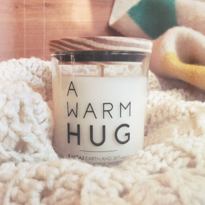A Warm Hug Candle 10oz