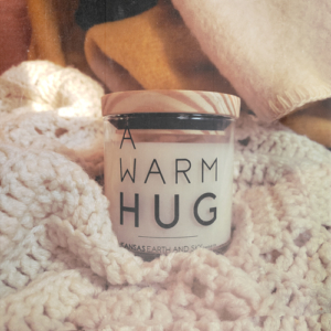A Warm Hug Candle 5oz