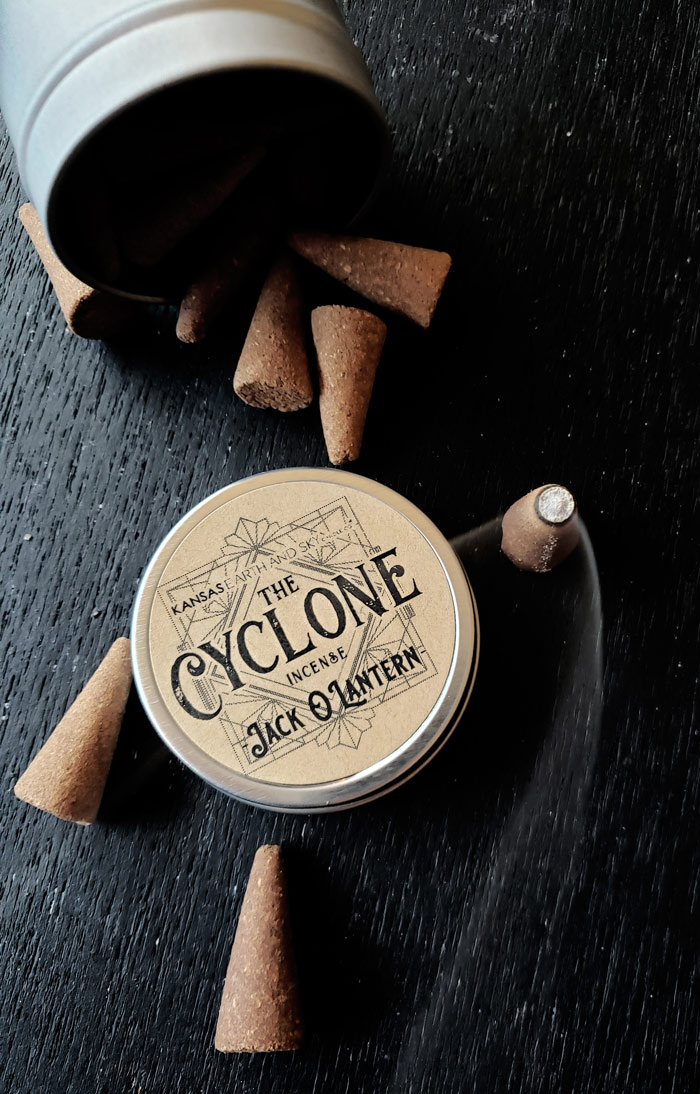 The Cyclone Incense Cones - Kansas