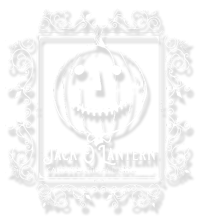 jack o' lantern soy candles Kansas Earth and Sky Candle