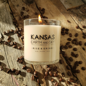 Rise and Grind Soy Candle